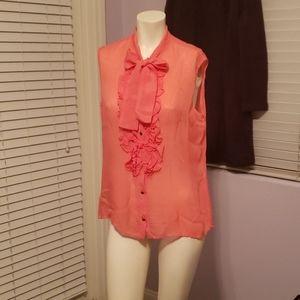 Just Cavalli  Sleeveless blouse